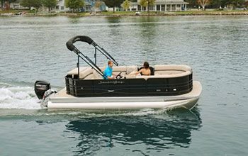 2018 Southbay Pontoon Boat