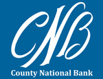 County National Bank Logo